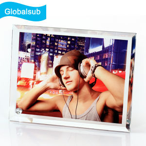 Sublimation Printing on Glass Frame Home Decoration pictures & photos