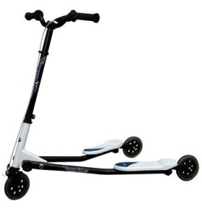 Flicker Scooter in White