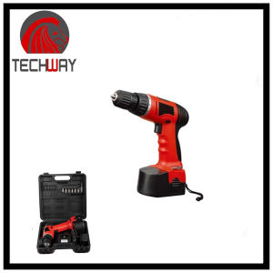 Tw-CD010 12V/18V Ni-CAD Batterymost Hot Economic Mini Type Battery Ce Cordless Drill pictures & photos