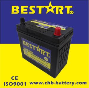 12V45ah Premium Quality Bestart Mf Vehicle Battery JIS 46b24L-Mf pictures & photos