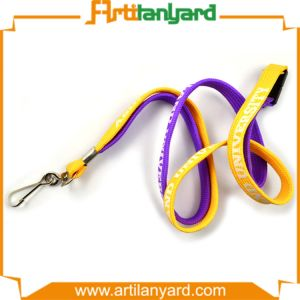 Customized Design Logo Tube Lanyard pictures & photos