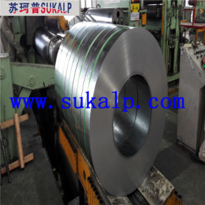Narrow Hot Dipped Steel Strip/ Coil pictures & photos