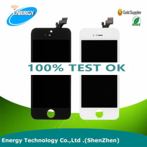 Hot Sale! ! ! China Supplier Mobile Phone LCD for iPhone 5, for iPhone 5 LCD Touch Screen Digitizer pictures & photos