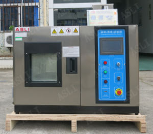 Mini Climate Chamber /Low Price Small Benchtop Temperature Humidity Test Chamber (ASLi factory) pictures & photos