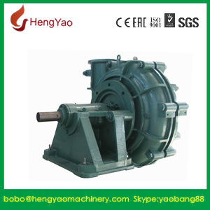 Heavy Duty Tailing Transport High Pressure High Quality Slurry Pump