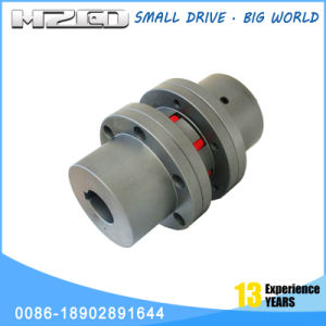 Hzcd Lms Double Flange Plum Shape Elastic Cross Universal Joint Coupling for Woodworking Machinery pictures & photos