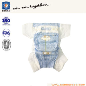 Good Quality with Competitive Price Disposable Baby Diaper pictures & photos