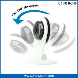 Wireless 720p P2p WiFi IP Camera for Remote Monitoring pictures & photos