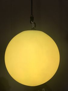 2017 DMX RGB Lifting Ball/ LED Lift Ball/Kinetic Lighting System for Disco Club Bar pictures & photos