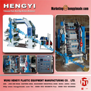 Flexography Roll Printing Machine