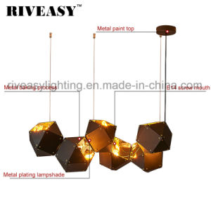 Contemporary Aluminum Chandelier Pendant Lamp pictures & photos
