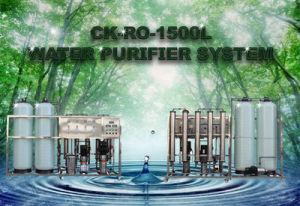 Low Price 1500liter Water Treatment Plant Price China Supply pictures & photos