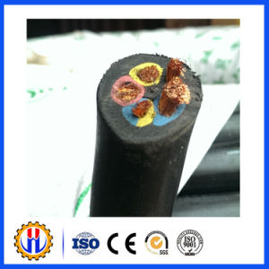 Hoist Rubber Cable for Control Cable pictures & photos