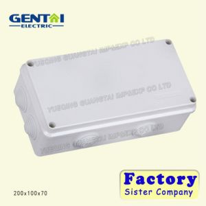 Waterproof Junction Box Plastic Box Wall Box Connection Box pictures & photos