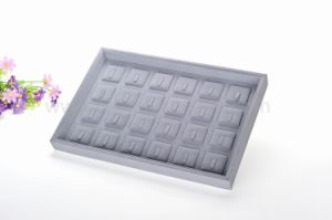 Customized display Jewelry Tray for Ring pictures & photos