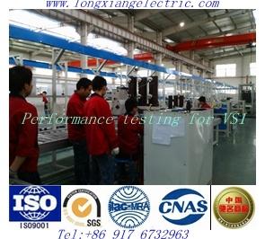 Vs1-12 Indoor Vacuum Circuit Breaker with Xihari Test Report pictures & photos