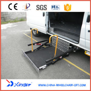 CE Scissor Wheelchair Lift Manufacturer for Benz Sprinter pictures & photos