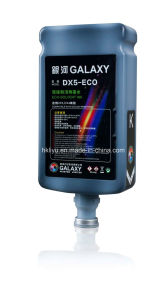 Original Galaxy Keep 24 Months Eco-Solvent Ink for Epson Dx 4/5/7 Printhead pictures & photos