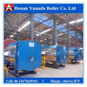 Natural Gas Fired Industrial Steam Boiler and Hot Water Boiler pictures & photos