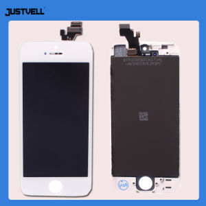 Digitizer Assembly LCD Screen for iPhone 5 Free DHL pictures & photos