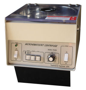 Laboratory Micro Hematocrit Centrifuge Instrument Jsh-120 pictures & photos