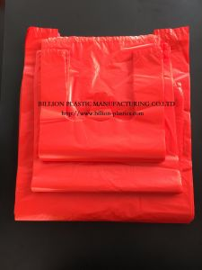 Vest Bag T-Shirt Bag Plastic Bag Shopping Bag pictures & photos