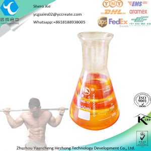 Newly Sterile and Painlesstrenbolone Acetate Liquid Steroid Trenbolone Ace CAS10161-34-9 pictures & photos