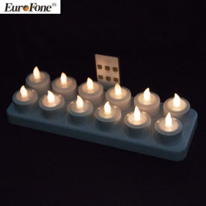 Rechargeable LED Candle Light pictures & photos