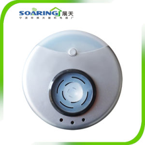 New Design Ultrasonic Electromagnetic Pest Repellers with LED Night Light pictures & photos
