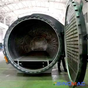 2500X6000mm Composite Bonding Auto Clave (SN-CGF2560) pictures & photos
