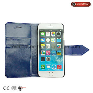 Wallet Leather Mobile Phone Accessories for iPhone7 pictures & photos