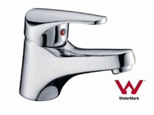 Watermark Bathroom Chrome Plated Brass Water Tap (HD6900) pictures & photos