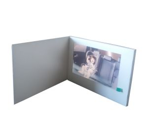 """7.0""""LCD TFT Screen Video Displayer Postcard pictures & photos"""