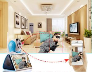 WiFi Smart IP Camera Security Surveillance CCTV HD IP Camera pictures & photos