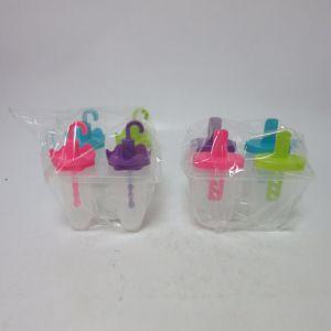 4PCS Set Plastic Popsicle Ice Pop Mold pictures & photos