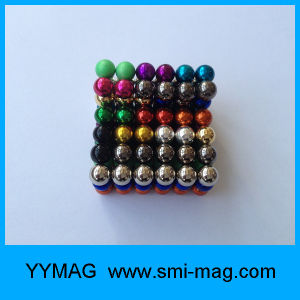 Neo Cube 5mm Neodymium Magnet Balls for Sale pictures & photos