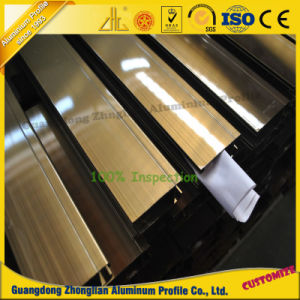 Customized Electrophoresis Aluminium Extruded for Window&Door pictures & photos