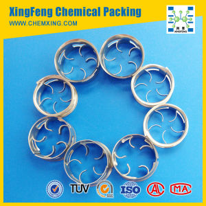 Stainless Steel 304 Cascade Ring Column Packing pictures & photos