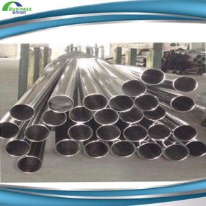 304/316L Stainless Steel Seamless Welded Pipe pictures & photos