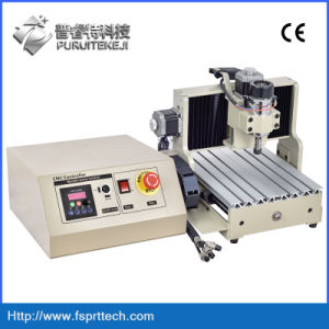 PVC Acrylic Plastic CNC Cutting Machine CNC Milling Machine pictures & photos