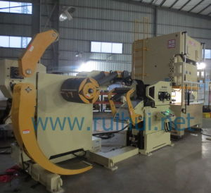 Nc Straightener Feeder Help to Make Air Conditioning Parts (MAC3-400) pictures & photos
