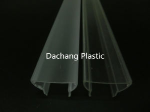 Satine Acrylic Extrusion Lampshade pictures & photos