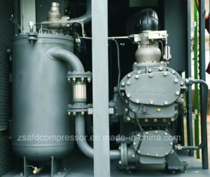 250kw/350HP Two Stage Screw Air Compressor - Energy Saving High Pressure pictures & photos