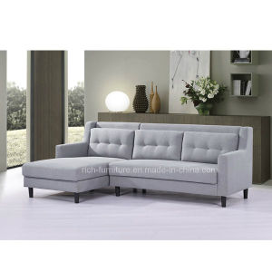 Modern L Shape Leisure Sofa pictures & photos