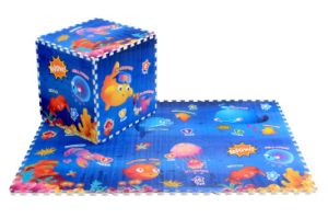 Baby Play Mat Stitching Style Lock Safety Material Practice Crawling for Baby 0860c pictures & photos
