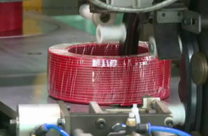 Fully Automatic Coiling and Wrapping Machine (Coiling & Wrapping All-in-One) pictures & photos