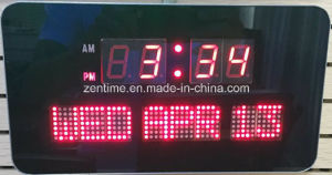 DOT Matrix +Nixie Tube Digital Clock pictures & photos