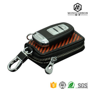 2017 Newest Arrival Genuine Carbon Fiber Car Key Bag in Shenzhen Manufacture Car Key Bags pictures & photos