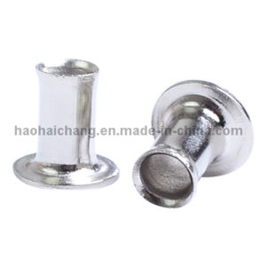 Flat Head Hollow Rivet with Competitive Price pictures & photos