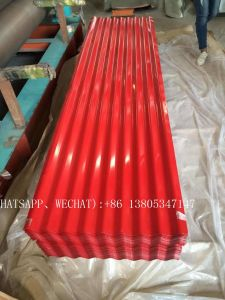 Galvanized Corrugated Roofing Sheet/Galvanized Roofing Coil/Galvalume Corrugated Sheet/Galvalume Coil/Prepainted Galvanized Roofing Sheet/Prepainted Coil pictures & photos